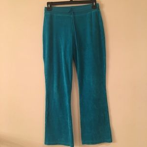 Lilly Pulitzer Velour Pants
